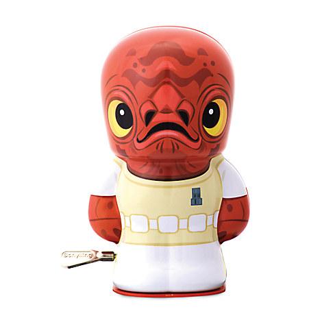 Admiral Ackbar Wind-Up Toy - 4'' - Star Wars
