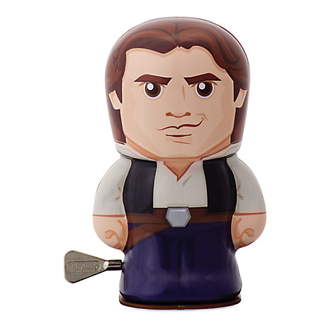 Han Solo Wind-Up Toy - 4'' - Star Wars