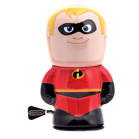 Mr. Incredible Wind-Up Toy - 4'' - The Incredibles