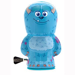 "Sulley Wind-Up Toy – 4"" – Monsters, Inc."