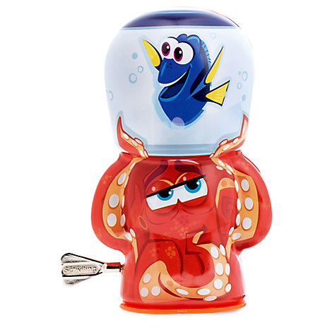 Dory & Hank Wind-Up Toy - 4'' - Finding Dory