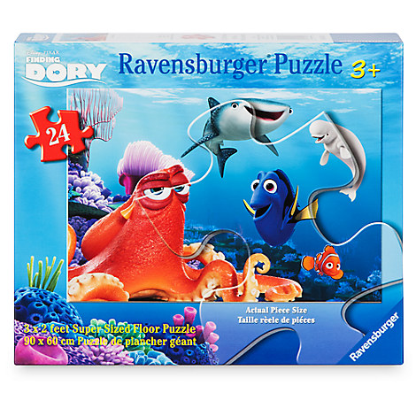 Finding Dory Floor Puzzle by Ravensburger