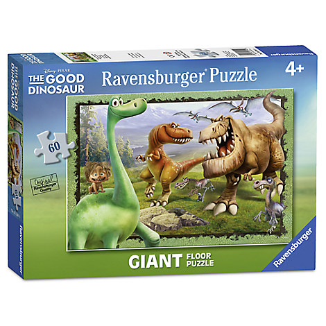 The Good Dinosaur Floor Puzzle by Ravensburger