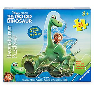 The Good Dinosaur Shaped Floor Puzzle by Ravensburger