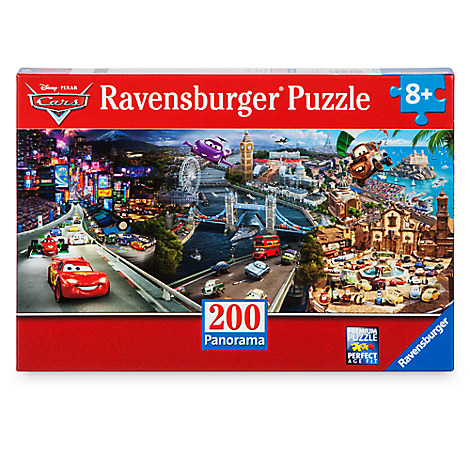 Cars Puzzle by Ravensburger