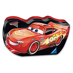 Lightning McQueen and Jackson Storm Puzzle by Ravensburger