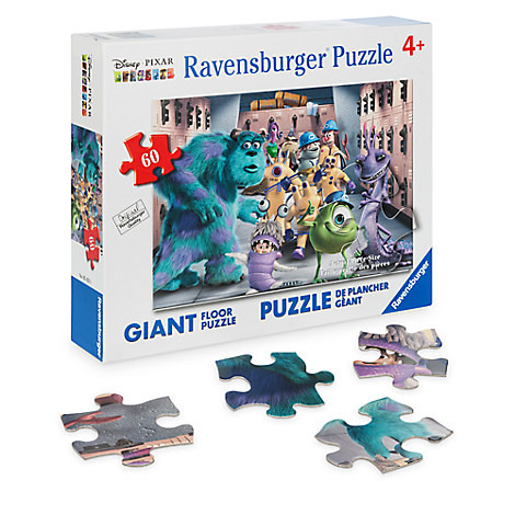 Monsters, Inc. Floor Puzzle by Ravensburger