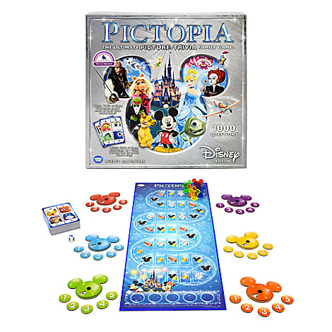 Disney Pictopia Board Game by Ravensburger