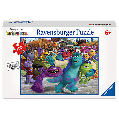 Monsters University Puzzle by Ravensburger