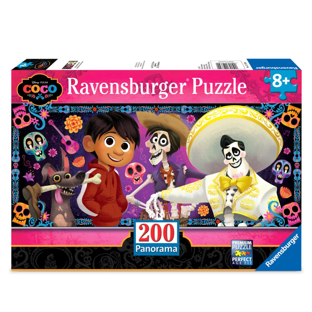 Coco Panoramic Puzzle – Ravensburger