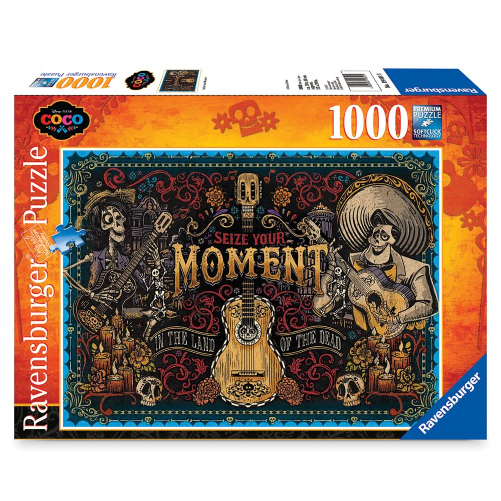 Coco ''Seize Your Moment'' Puzzle – Ravensburger