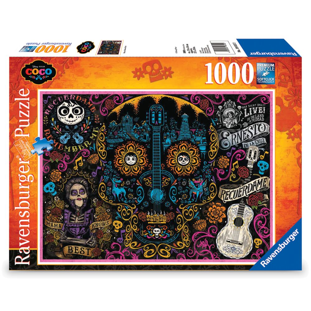 Coco Puzzle  Ravensburger Official shopDisney