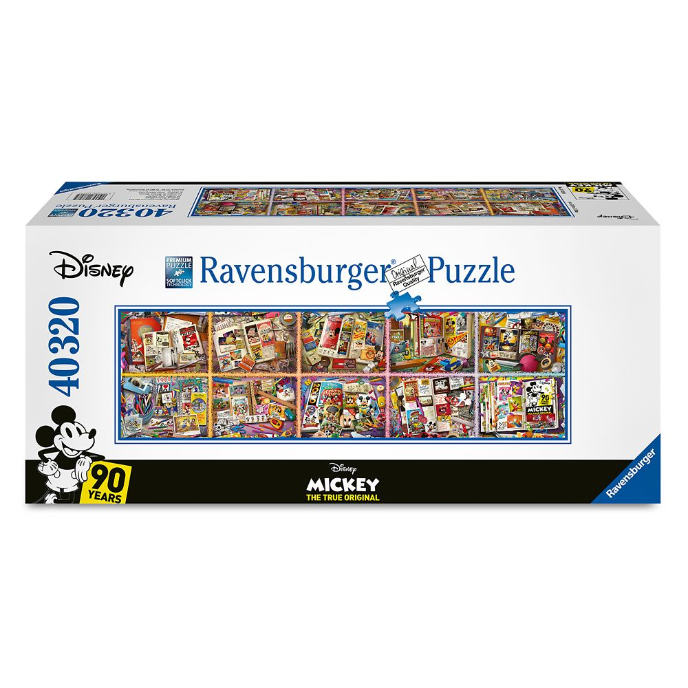 Mickey The True Original Gigantic Puzzle by Ravensburger