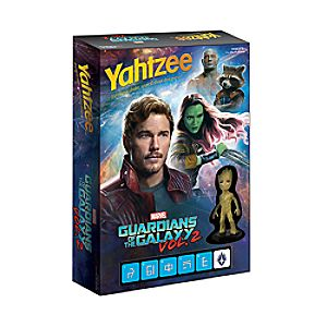 Guardians of the Galaxy Vol. 2 Yahtzee Game