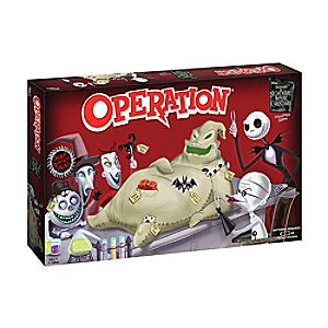 Tim Burton's The Nightmare Before Christmas Operation Game 3061057980327P