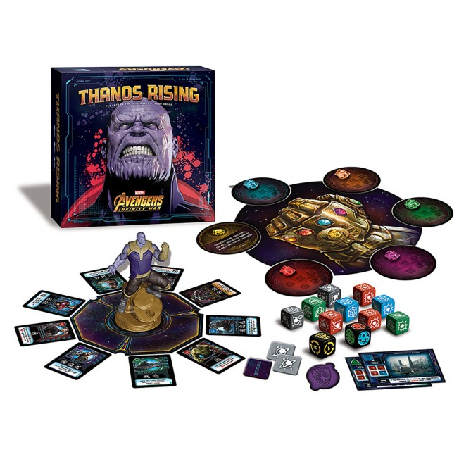 Thanos Rising Game – Marvel's Avengers: Infinity War