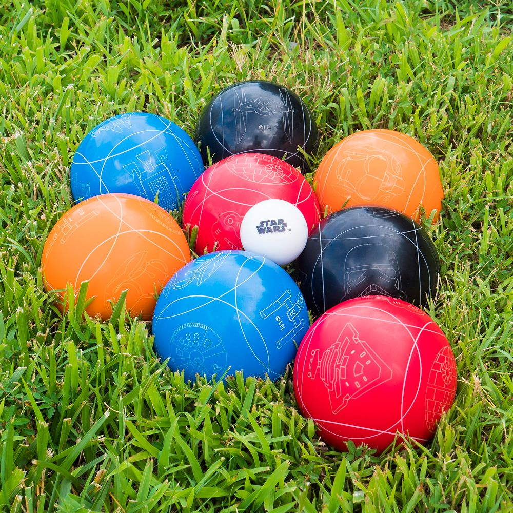 Star Wars Bocce Ball Game