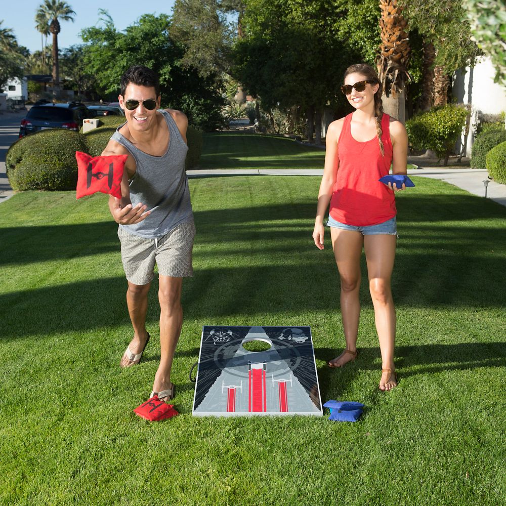 Star Wars Bean Bag Toss Game