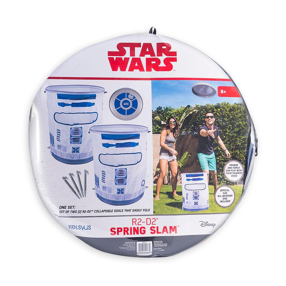 R2-D2 Spring Slam Game – Star Wars