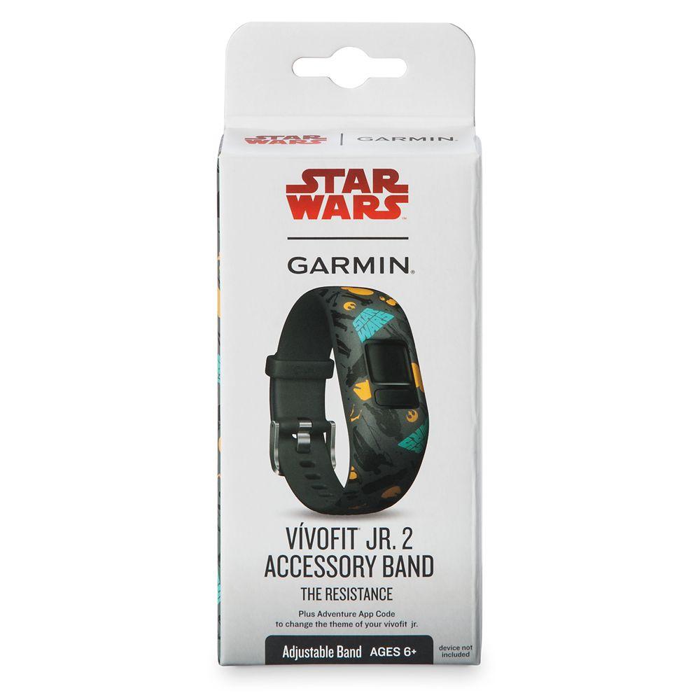 Star Wars: The Resistance Garmin vívofit jr. 2 Accessory Adjustable Band