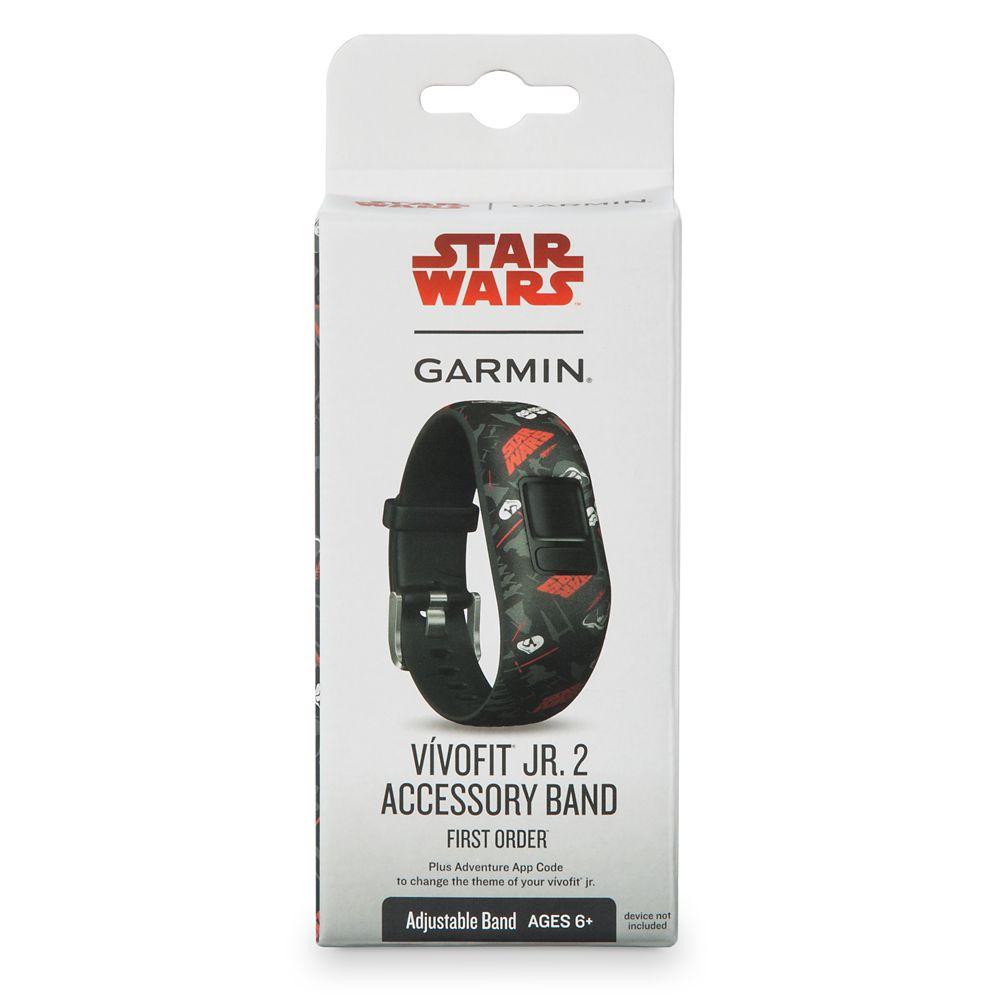 Star Wars First Order vívofit jr. 2 Accessory Band by Garmin – Adjustable
