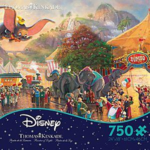 Dumbo Puzzle by Thomas Kinkade