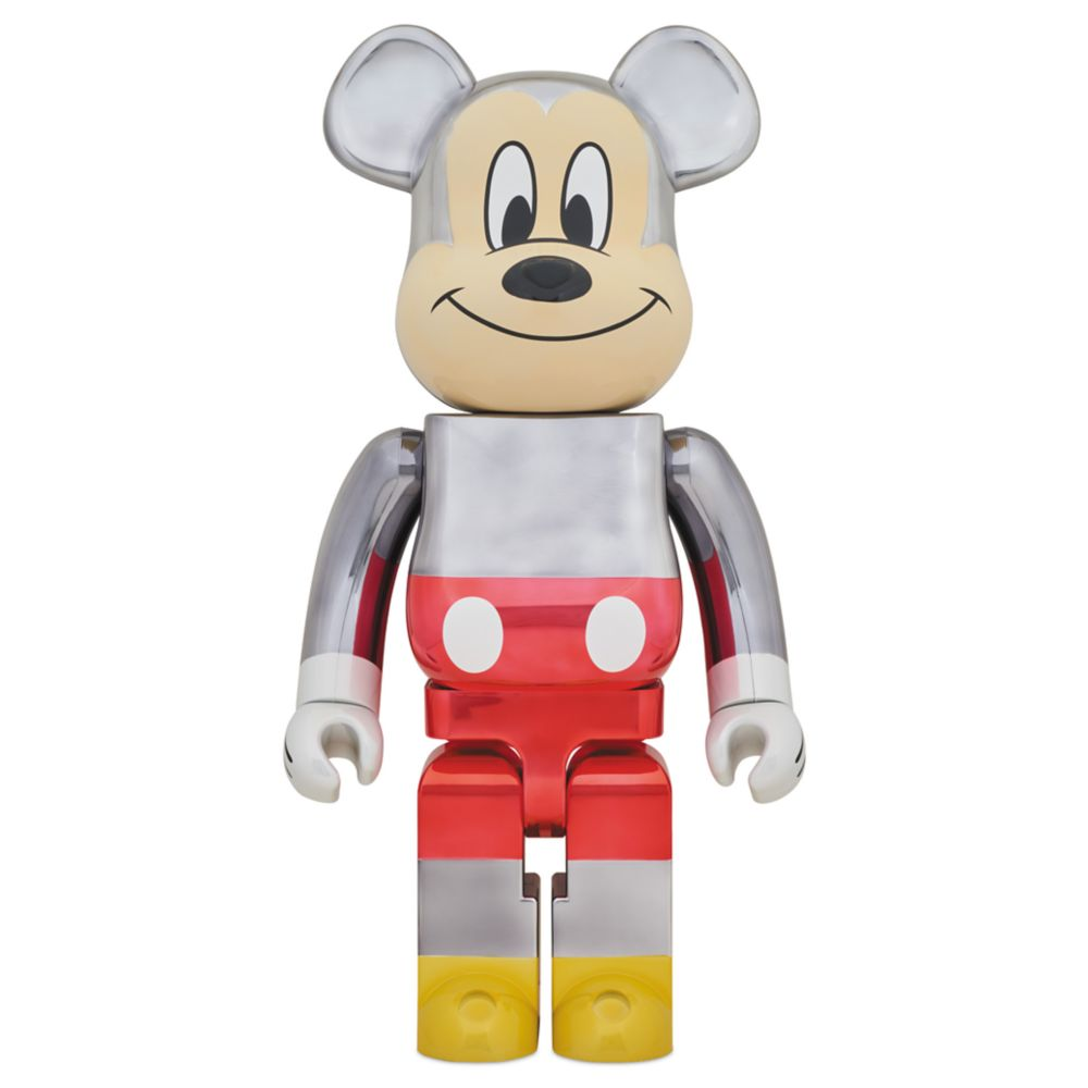 D23 Member – Mickey Mouse 90th Anniversary 1000% Be@rbrick Figurine
