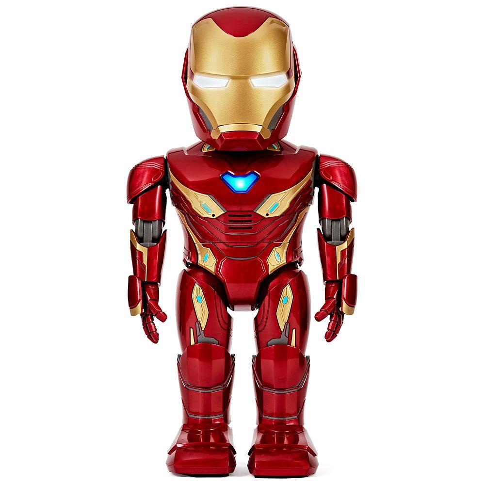 D23 Member – Iron Man MK 50 Robot by UBTECH - Marvel's Avengers: Endgame