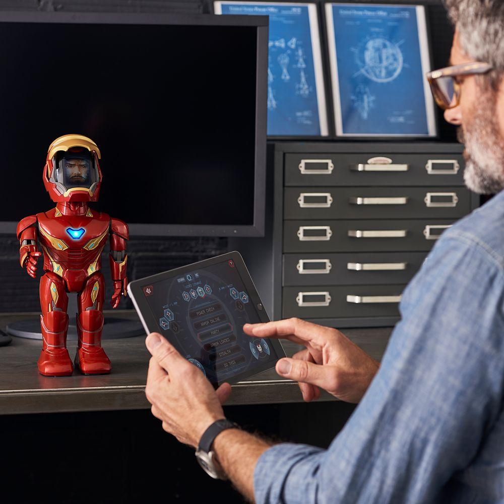 Iron Man MK 50 Robot by UBTECH - Marvel's Avengers: Endgame