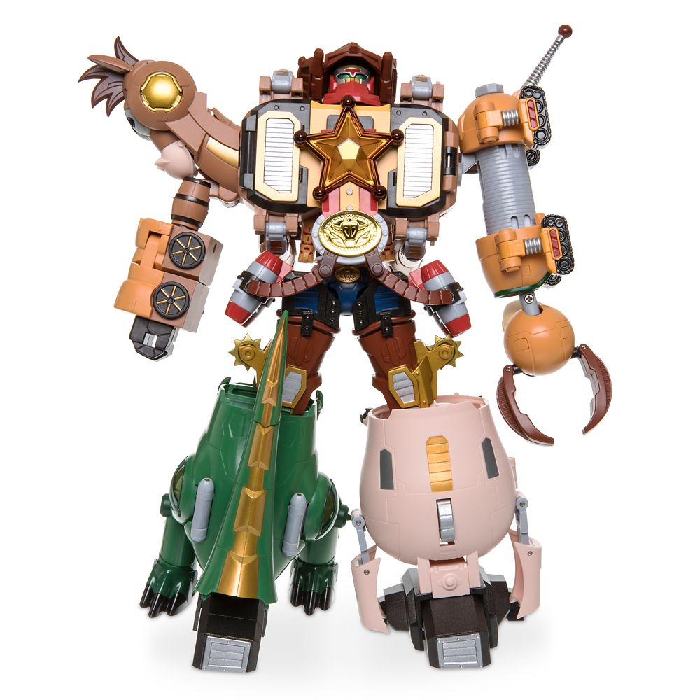 Toy Story Combination Woody Robo Sheriff Star Chogokin by Bandai