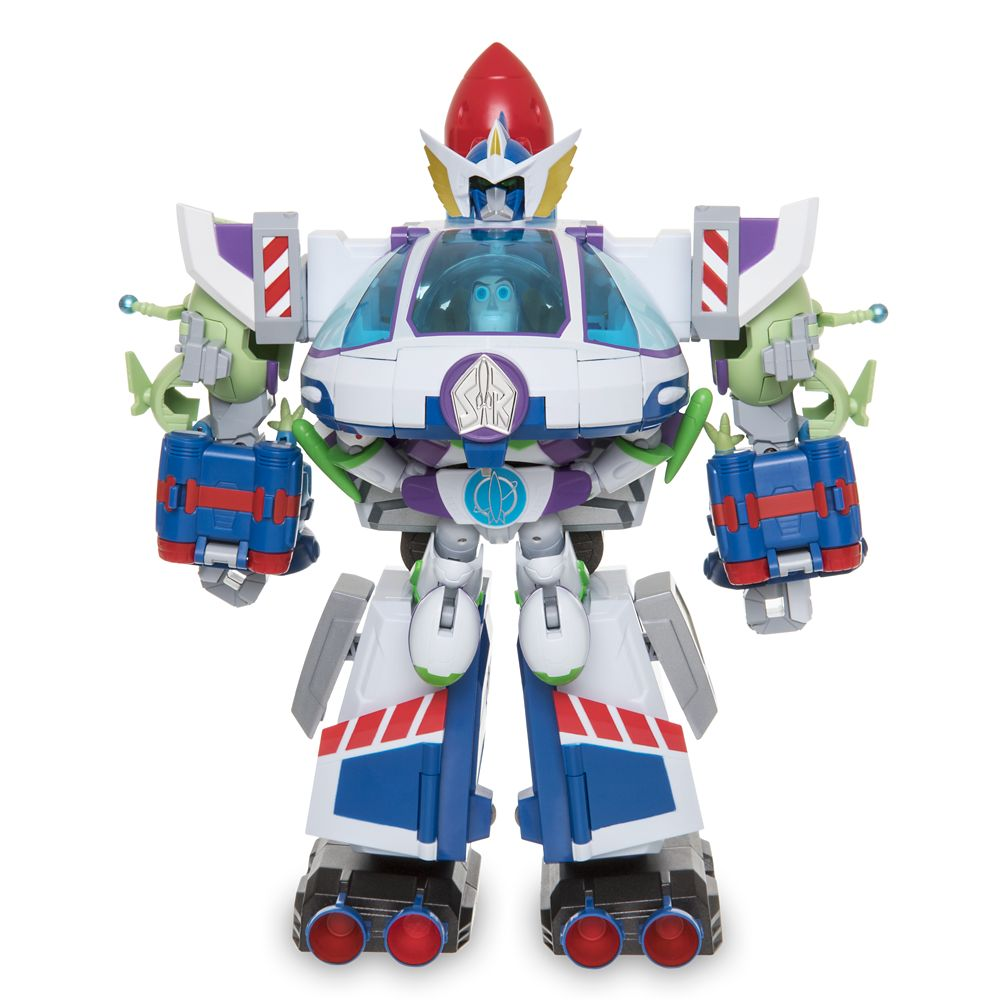 Toy Story Chogattai Buzz the Space Ranger Robo Chogokin by Bandai