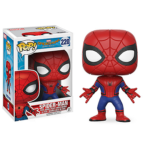 Spider-Man Pop! Vinyl Bobble-Head Figure by Funko - Spider-Man: Homecoming