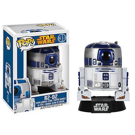 R2-D2 Pop! Vinyl Bobble-Head Figure by Funko - Star Wars
