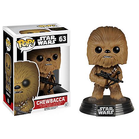 Chewbacca Pop! Vinyl Bobble-Head Figure by Funko - Star Wars: The Force Awakens