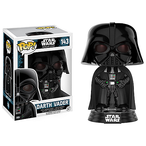 Darth Vader Pop! Vinyl Bobble-Head Figure by Funko - Rogue One: A Star Wars Story