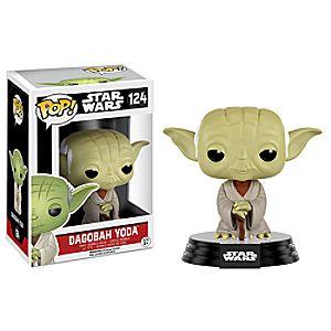 Yoda Pop! Vinyl Bobble-Head Figure by Funko - Star Wars 3065047370029P