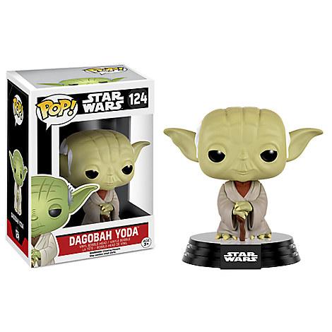 Yoda Pop! Vinyl Bobble-Head Figure by Funko - Star Wars