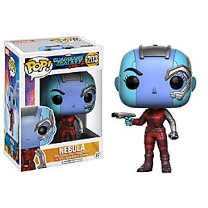 Nebula Pop! Vinyl Bobble-Head Figure by Funko - Guardians of the Galaxy Vol. 2