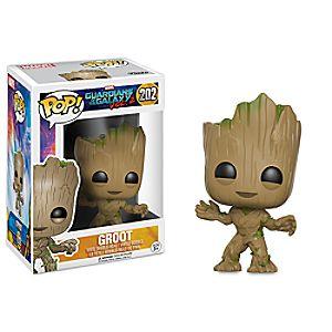 Groot Pop! Vinyl Bobble-Head Figure by Funko - Guardians of the Galaxy Vol. 2 3065047370039P