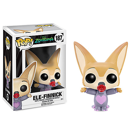 Ele-Finnick Pop! Vinyl Figure by Funko