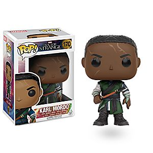 Karl Mordo Pop! Vinyl Bobble-Head Figure by Funko - Doctor Strange 3065047370070P