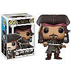 Captain Jack Sparrow Pop! Vinyl Figure by Funko - Pirates of the Caribbean