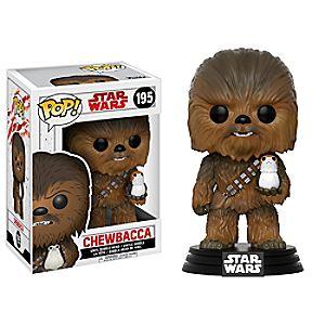 Chewbacca Pop! Vinyl Bobble-Head Figure by Funko - Star Wars: The Last Jedi