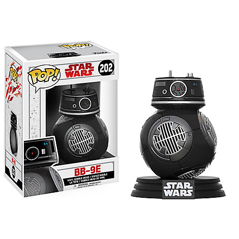 BB-9E Pop! Vinyl Bobble-Head Figure by Funko - Star Wars: The Last Jedi