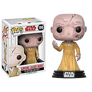 Supreme Leader Snoke Pop! Vinyl Bobble-Head Figure by Funko - Star Wars: The Last Jedi