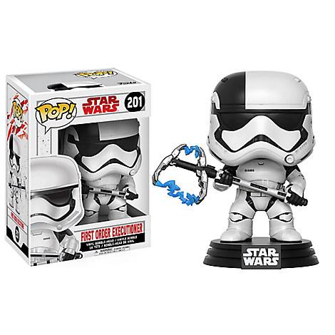 First Order Executioner Stormtrooper Pop! Vinyl Bobble-Head Figure by Funko - Star Wars: The Last Jedi