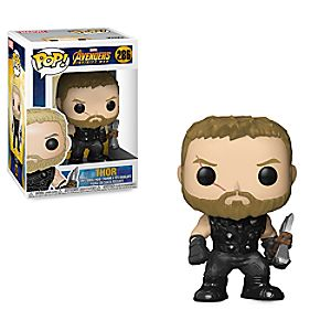 Thor Pop! Vinyl Bobble-Head Figure by Funko - Marvel's Avengers: Infinity War 3065047370849P