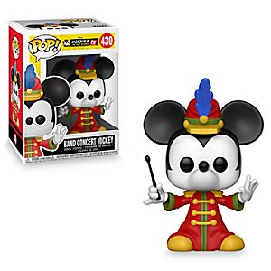 Mickey Mouse 90th Anniversary Pop! Vinyl Figure by Funko - The Band Concert