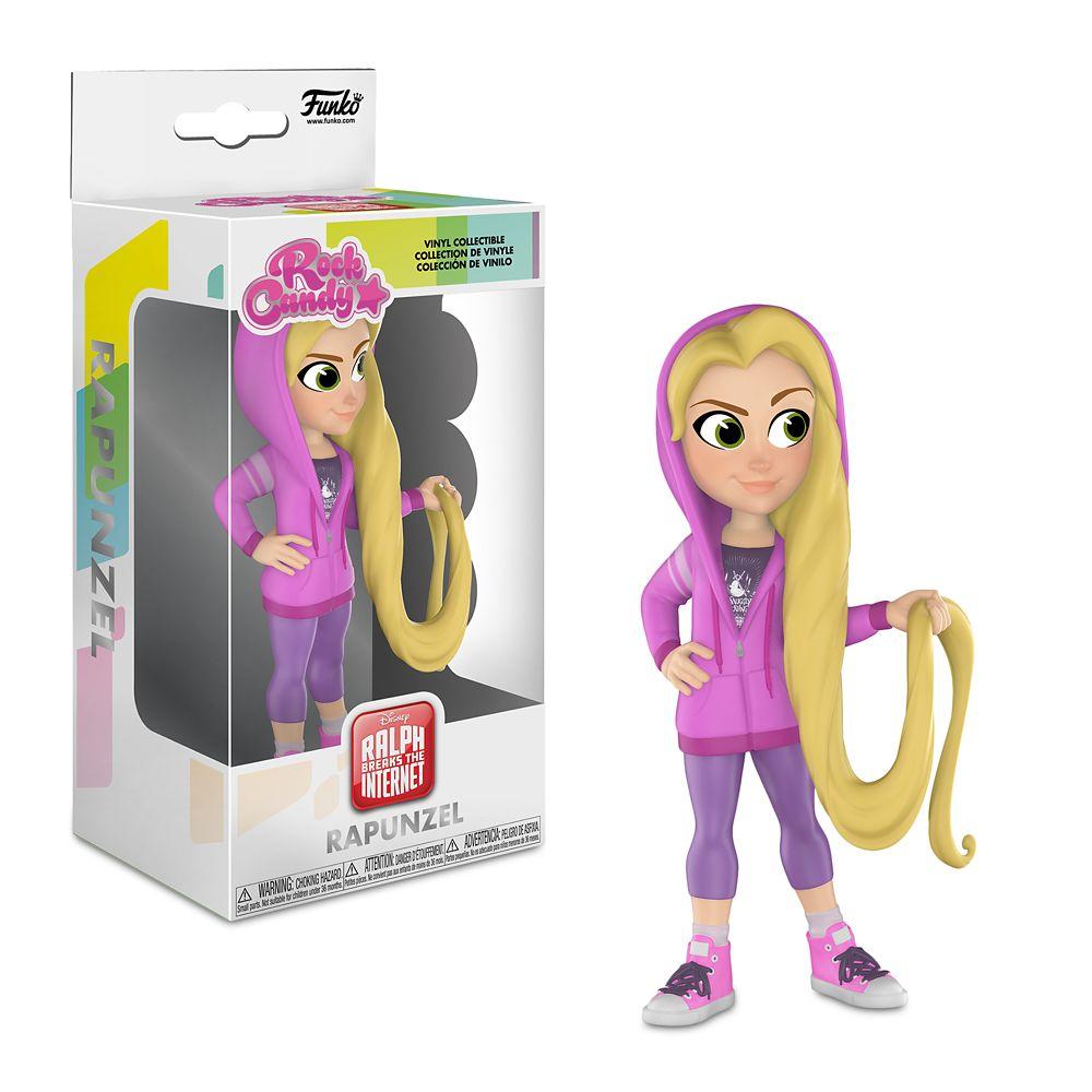 Rapunzel Rock Candy Vinyl Figure by Funko – Ralph Breaks the Internet