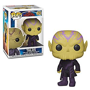 Talos Pop! Vinyl Bobble-Head Figure by Funko - Marvel's Captain Marvel